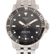 Tissot Seastar 1000 Acero 43mm Negro