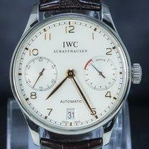 IWC Acier Remontage automatique IW500704 occasion