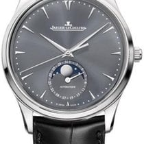 Jaeger-LeCoultre Q1363540 White gold 2018 Master Ultra Thin Moon 39mm new