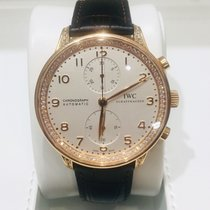 IWC Portuguese Chronograph IW371471 pre-owned