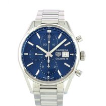 TAG Heuer Carrera Steel 41mm Blue