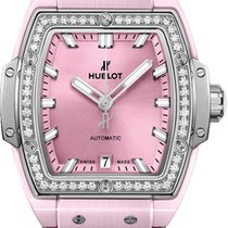 Hublot Spirit of Big Bang Ceramic 39mm Pink United States of America, New York, Airmont