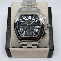 Cartier Steel Automatic 2618 pre-owned