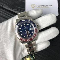 Rolex GMT-Master II Белое золото 40mm Россия, Moscow