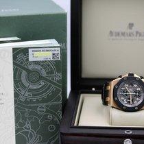Audemars Piguet Royal Oak Offshore Chronograph nouveau 2005 Montre avec coffret d'origine et papiers d'origine 25940OK.O.0002CA.01
