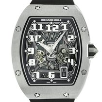 Richard Mille RM 67 Titanium 38.7mm Transparent Arabic numerals United States of America, New York, New York