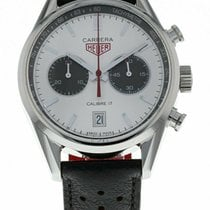 TAG Heuer Carrera Calibre 17 Steel 41mm