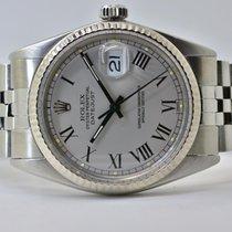 Rolex 16014 Acier 1983 Datejust 36mm occasion