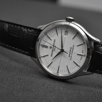 Baume & Mercier Clifton Steel 40mm White United States of America, Pennsylvania, Philadelphia