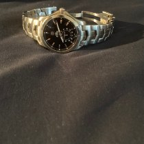 TAG Heuer Link Calibre 6 Steel 39mm Black United States of America, Texas, Houston