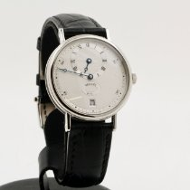 Breguet pre-owned Automatic 36mm White Sapphire crystal 3 ATM