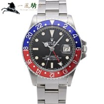 Rolex 1675 Steel GMT-Master 40mm pre-owned