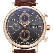 IWC Portofino Chronograph new 2019 Automatic Chronograph Watch with original box and original papers IW391021