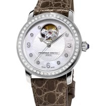 Frederique Constant Ladies Heart Beat Automatic Watch