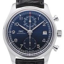 IWC Portuguese Chronograph IW390406 2020 новые
