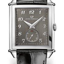 Girard Perregaux Vintage 1945 new Automatic Watch with original box and original papers 25880-11-221-BB6A Girard Perregaux 1945 Acciaio Quad Grigio
