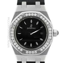 Audemars Piguet stainless steel ladies Royal Oak
