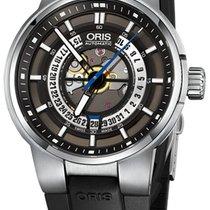 Oris Williams F1 Stahl 42mm Transparent Deutschland, Saarbrücken
