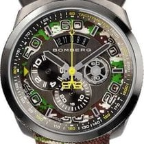 Bomberg 45mm Quartz BS45CHPGM.038.3 new United States of America, Florida, Naples