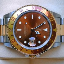Rolex [SERVICE+WARRANTY] GMT Master II, Tiger Eye, Tigerauge