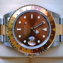 Rolex [SERVICE + 24 Mon.] GMT Master II, Tiger Eye, Tigerauge