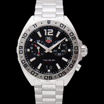 TAG Heuer Formula 1 Quartz WAZ111A.BA0875 New Steel 41mm Quartz United States of America, California, San Mateo