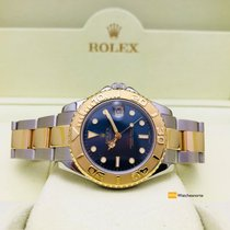 Rolex Yacht-Master Steel & Gold  Box & Documens