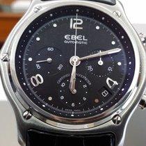 Ebel Steel 40mm Automatic E9137240 new
