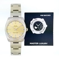 Rolex Oyster Perpetual 34 new 2019 Automatic Watch with original box and original papers 114200