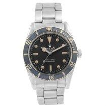 Rolex Submariner Vintage Stainless Steel Mens Watch 5508