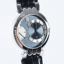 Harry Winston Vitguld 37mm Automatisk 200-MASR37W begagnad