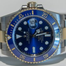 Rolex Submariner Date Gold/Steel 40mm Blue No numerals South Africa, Cape Town