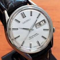 Seiko 37mm Automatic 1967 pre-owned Silver