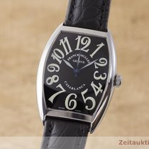 Franck Muller Casablanca Steel 32.5mm Black
