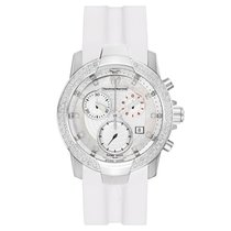 Technomarine Chronograph 47mm Quartz new UF6 Mother of pearl