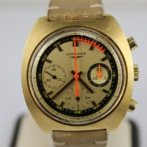 Longines Yellow gold 39mm Manual winding 8271 pre-owned United States of America, Florida, Miami Beach