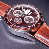TAG Heuer Carrera Calibre 16 Steel 43mm Brown United States of America, North Carolina, Winston Salem