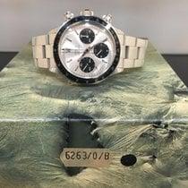 Rolex 6263 Stahl 1985 Daytona 37mm gebraucht Schweiz, Lugano