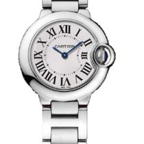Cartier Ballon Bleu 28mm new 2019 Quartz Watch with original box and original papers W69010Z4