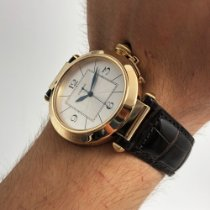 Cartier Pasha new Automatic Watch with original box and original papers W3018651