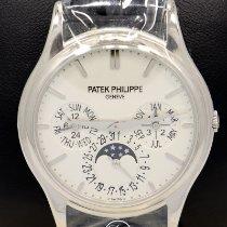 Patek Philippe Perpetual Calendar White gold 37.2mm White No numerals United States of America, Florida, Boca Raton