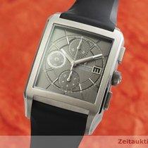 Maurice Lacroix Titan Automatik Grau 38.5mm gebraucht Pontos