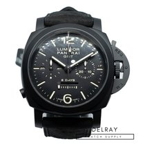 Panerai Luminor 1950 8 Days Chrono Monopulsante GMT Ceramic 44mm United States of America, Florida, Hallandale Beach