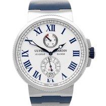 Ulysse Nardin Marine Chronometer Manufacture 1183-122-3/40 2019 новые