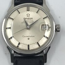 Omega Steel 34mm Automatic 168.005 pre-owned United States of America, Michigan, Grandville