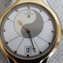 Omega Or/Acier 32mm Quartz occasion
