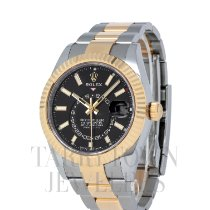 Rolex 326933 Gold/Steel 2020 Sky-Dweller 42mm new United States of America, New York, Hartsdale