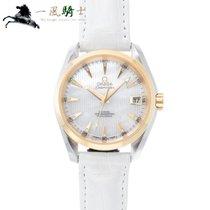 Omega Seamaster Aqua Terra Acier 39mm Blanc