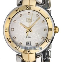 TAG Heuer Link Lady Gold/Steel 34.5mm Silver United States of America, New York, Airmont