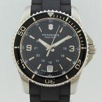 维氏瑞士军 女士手表 Maverick 35mm 石英 二手 仅有手表